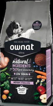 Imagem de OWNAT Cão | Ultra Medium Sterilized