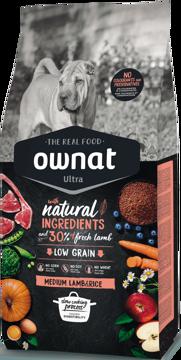 Imagem de OWNAT Cão | Ultra Medium Lamb & Rice