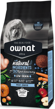 Imagem de OWNAT Cão | Ultra Maxi Junior