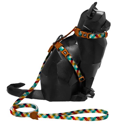 Imagem de ZEE.CAT   Peitoral + Trela Phantom