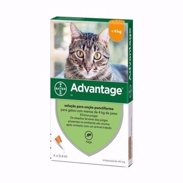 Imagem de ADVANTAGE | Desparasitante Gatos