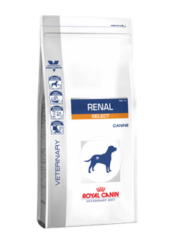 Imagem de ROYAL CANIN Vet   Renal Select Dog
