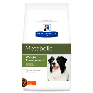 Imagem de HILLS | Prescription Diet Metabolic Canine with Chicken
