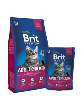 Imagem de BRIT Premium | Cat Adult Chicken