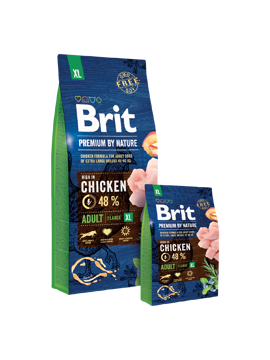 Imagem de BRIT Premium by Nature | Dog Junior XL