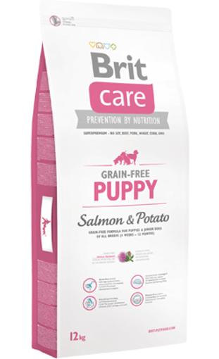Imagem de BRIT Care | Dog Grain-free Puppy Salmon & Potato 12kg