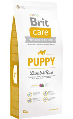 Imagem de BRIT Care | Puppy All Breed  Lamb & Rice 12kg
