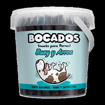 Imagem de BOCADOS | Biscoitos Beef & Rice