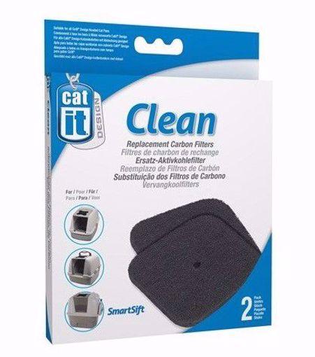 Imagem de CATIT | Filtro de Carbono para WC Catit