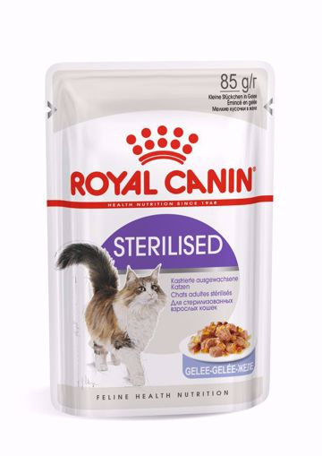 Imagem de ROYAL CANIN | Sterilised in Jelly Cat