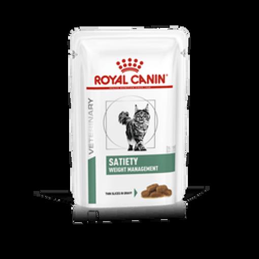 Imagem de ROYAL CANIN Vet | Satiety Weight Management Wet Cat