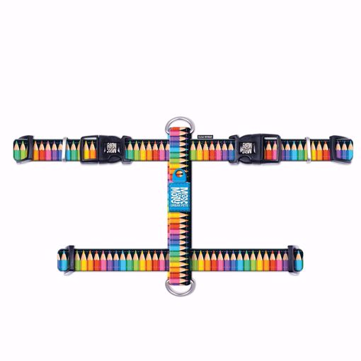 Imagem de MAX & MOLLY | Peitoral Crayons