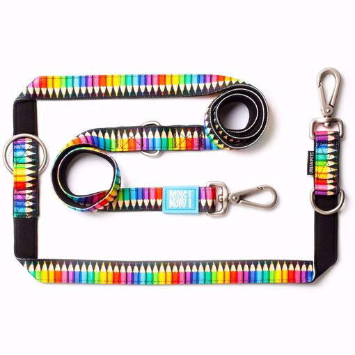 Imagem de MAX & MOLLY | Trela Multi Função Crayons