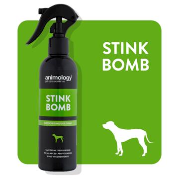 Imagem de ANIMOLOGY Dog | Spray Desodorizante  Stink Bomb 250 ml