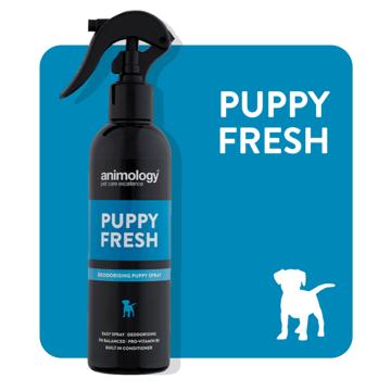 Imagem de ANIMOLOGY Dog | Spray Desodorizante para Cachorro Puppy Fresh 250 ml