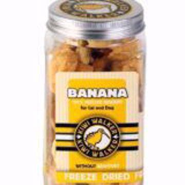 Imagem de KIWI WALKER | Biscoitos Fruta Desidratada Banana 70g