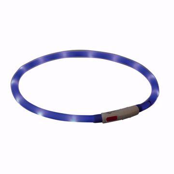 Imagem de TRIXIE | Coleira Flasher USB Azul