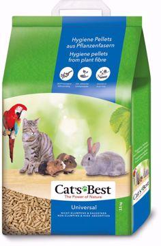 Imagem de CAT'S BEST Universal | Leito Absorvente Vegetal