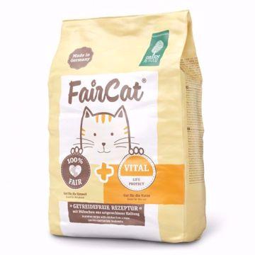 Imagem de GREEN PETFOOD | FairCat Vital Gato Adulto com Frango Biológico