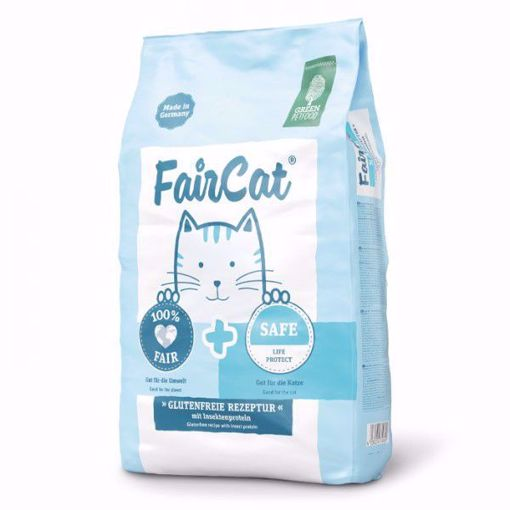 Imagem de GREEN PETFOOD | FairCat Safe Gato Adulto com Insectos