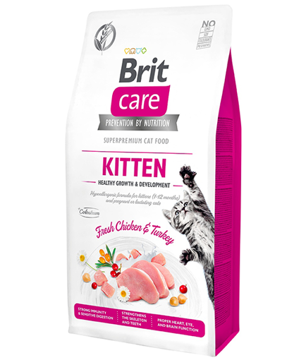 Imagem de BRIT Care | Cat Grain Free Kitten Healthy Growth & Development