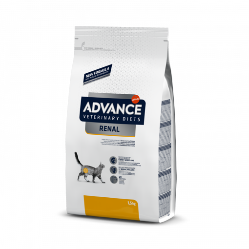 Imagem de ADVANCE Veterinary Diets | Cat Renal 1,5 kg