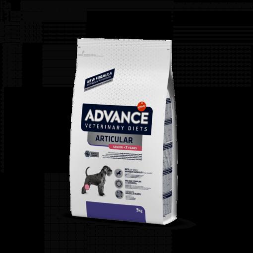 Imagem de ADVANCE Veterinary Diets   Dog Articular Senior + 7 Years