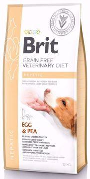 Imagem de BRIT Veterinary Diet | Dog Hepatic Grain-Free Egg & Pea