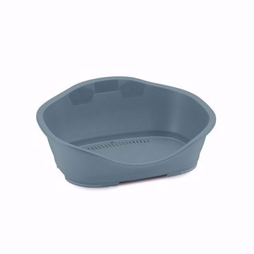 Imagem de STEFANPLAST | Cama Sleeper de Plástico Azul