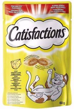 Imagem de CATISFACTIONS | Snack Queijo 60 g
