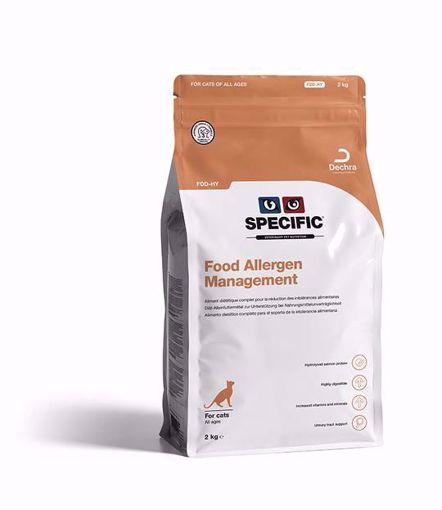 Imagem de SPECIFIC Cat | FDD-HY Food Allergen Management