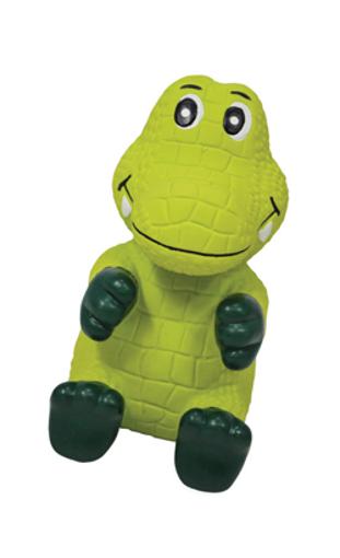 Imagem de KONG    Brinquedo para cão Wiggi Alligator