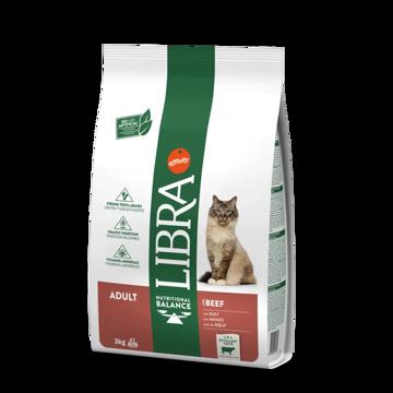 Imagem de LIBRA Cat | Adult Beef & Rice