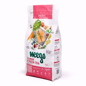 Imagem de WEEGO Cat Food | Sterilized Salmon & Green Tea