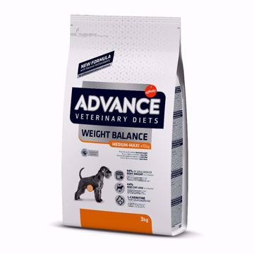 Imagem de ADVANCE Veterinary Diets | Dog Weight Balance Medium/Maxi