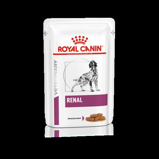 Imagem de ROYAL CANIN VET    Renal Wet Cão Adulto 100 g