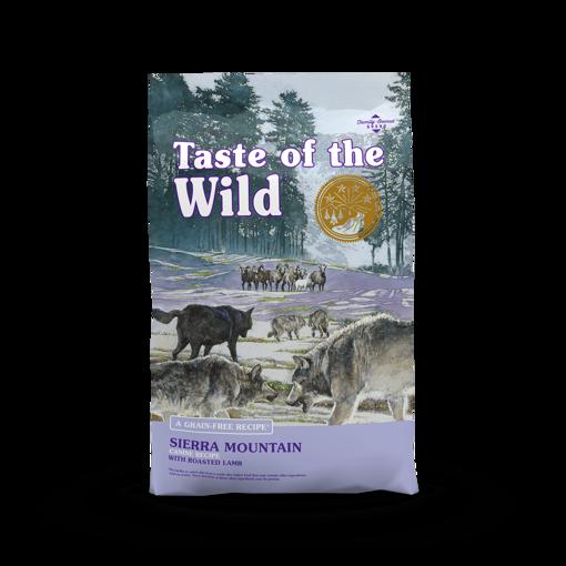 Imagem de TASTE OF THE WILD | Sierra Mountain Canine Recipe
