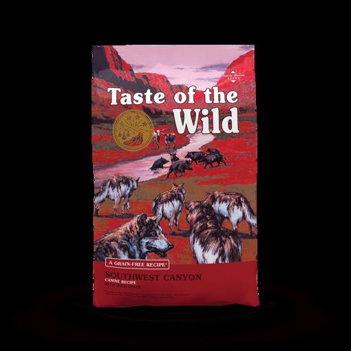 Imagem de TASTE OF THE WILD   Southwest Canyon Canine Recipe