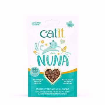 Imagem de CATIT | Nuna Snacks à Base de Proteína de Insecto para Gatos